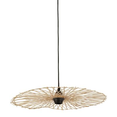Suspension Libellule Bambou Naturel  D.46 cm